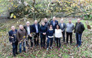 Experter på brandsäkerhet från ett flertal regioner samlades i november 2019 i Lund för att sätta gemensamma kompetenskrav.